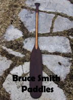 Paddles by Bruce Smith